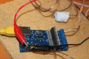Testing the motor controller